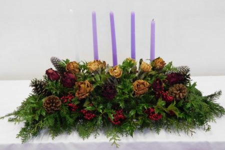 アドベント(待降節:クリスマスの備えの時)