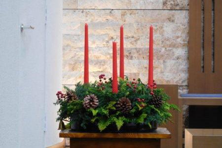 相双・宮城南地区教会婦人会「クリスマスの集い」