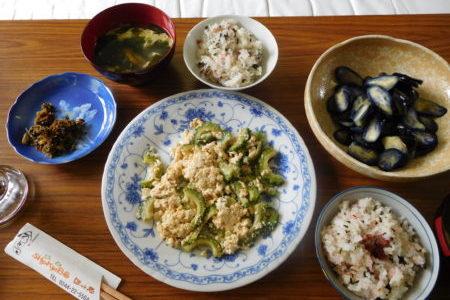 教会のお昼ごはん(2017.8.6)