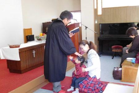 2017児童祝福式