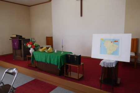 世界祈祷日礼拝2018