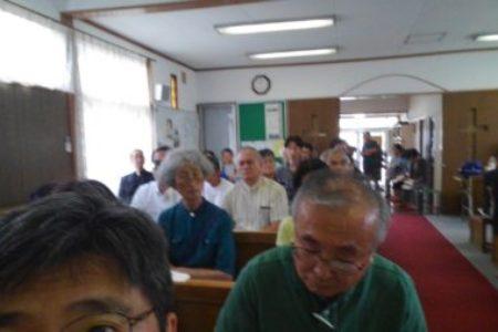 日本聖書神学校卒業生研修会(2018.8.28)