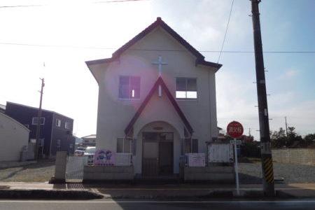 2018 小高伝道所のクリスマス礼拝
