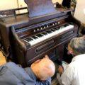 リードオルガン修理・奏法講習会