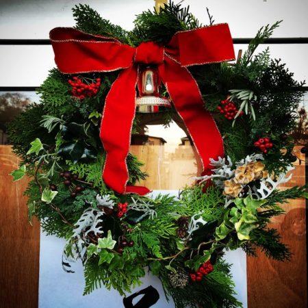 12月1日クリスマスリース